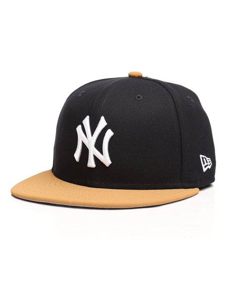 New Era - 59Fifty Patched Team Hook New York Yankees Fitted Hat