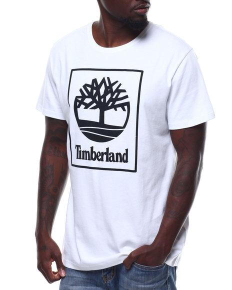 Timberland - Square Tree Logo Tee