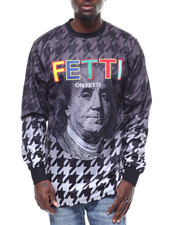 Buyers Picks - FETTI HOUNDSTOOTH LS JERSEY-2293610