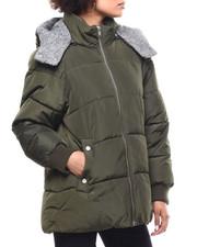 Outerwear - Totten Hooded Puffer-2290572