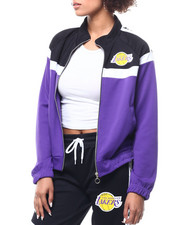 Track Jackets - High Tide Zip Front Track Jacket-2292651