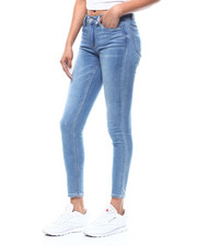 Almost Famous - 5 Pocket Cozy Lined Skinny Jean-2292574