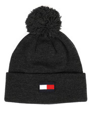 Tommy Hilfiger - Flag Patch Pom Beanie-2293441
