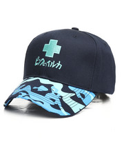 Pink Dolphin - Promo Camo Snapback Hat-2291400