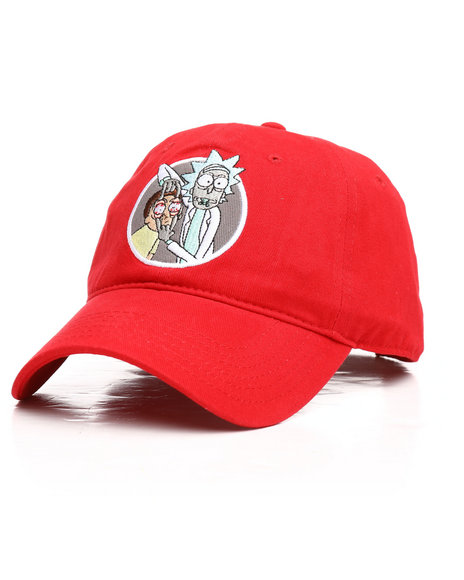 Buyers Picks - Rick and Morty Eyes Peeled Dad Hat