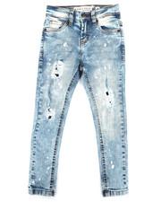 Jeans - Speckle Stone Denim Jeans (4-7)-2293123
