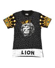 Boys - Lion King Tee (8-20)-2293104