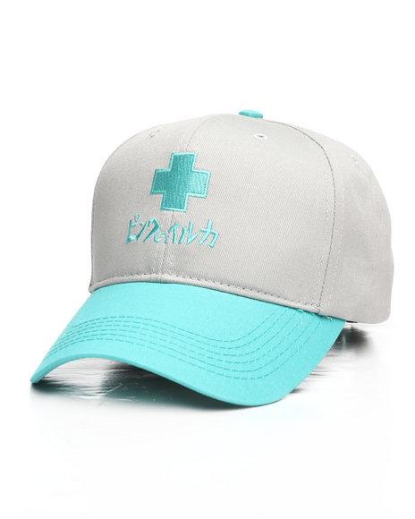 Pink Dolphin - Promo Logo Snapback Hat