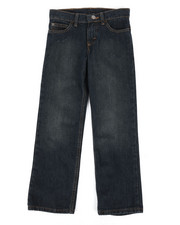 Boys - Wrangler Regular Fit Jeans (8-20)-2292513