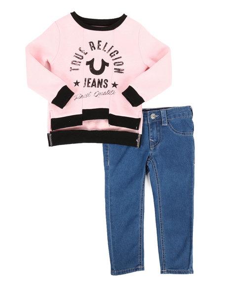 True Religion - True Religion Sweater Set (2T-4T)