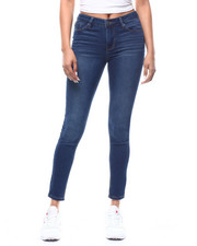 Almost Famous - 5 Pocket Cozy Lined Skinny Jean-2292583