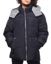 Outerwear - Totten Hooded Puffer-2291113
