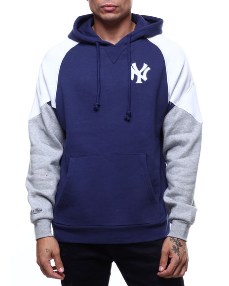 Mitchell & Ness - NEW YORK YANKEES Trading Block Hoody