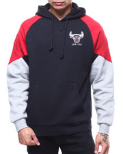 Mitchell & Ness - CHICAGO BULLS Trading Block Hoody-2294411