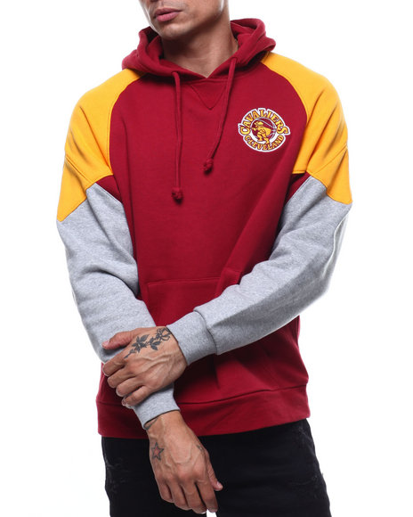 Mitchell & Ness - CLEVELAND CAVALIERS Trading Block Hoody