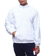 Fila - FRITZ 3/4 ZIP JACKET-2293768