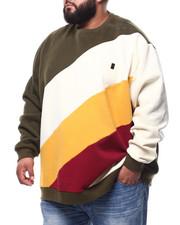 Pullover Sweatshirts - Fleece Sweatshirt-2294579