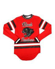 Boys - Black Panthers Jersey (8-20)-2293369
