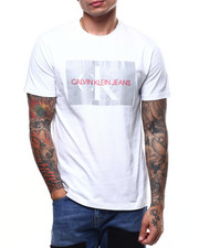 Calvin Klein - heritage mirror logo tee-2292661