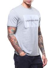 Calvin Klein - Heritage Mirror Logo Tee-2291083