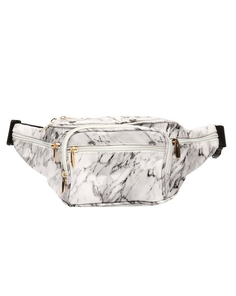 Buyers Picks - Marble Fanny Pack