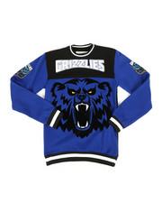 Arcade Styles - Grizzlies Sweatshirt (8-20)-2293430