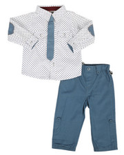Duck Duck Goose - 3 Piece Knit Pant Set (12-24Mo)-2292530