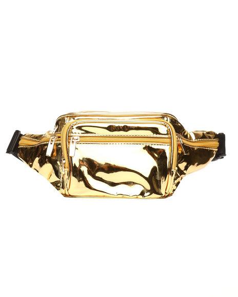 Buyers Picks - Metallic Fanny Pack