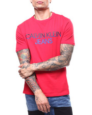 Global Movement Mens - Ombre Logo Tee-2291074