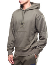 Athleisure for Men - Oversized GRAPE LEAF hoodie-2293605