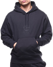 Athleisure for Men - Oversized GRAPE LEAF hoodie-2293627