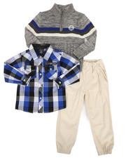 Enyce - 3 Piece Sweater & Pant Set (4-7)-2292497