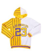 Hoodies - Double Team Los Angeles Hoodie (8-20)-2293354