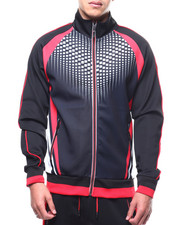Outerwear - Track Jacket Pixelated-2293943
