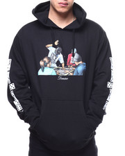 DGK - Domino Hooded Fleece-2294857