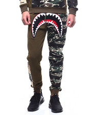 Hudson NYC - Tiger Shark Mouth Sweatpant-2294259