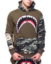 Hudson NYC - Tiger Shark Mouth Hoody-2294276