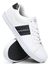 Nautica - Hull Smooth Toe Sneakers-2294733