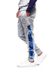 Parish - Camo Panel Sweatpant-2295052