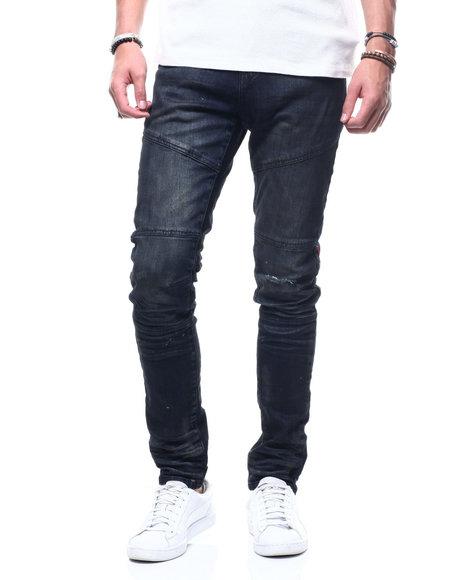 Heritage America - Blue Black Jean