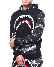 Hudson NYC - Tiger Shark mouth Hoody-2294305
