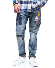 Parish - Varsity Patch Jean-2295057