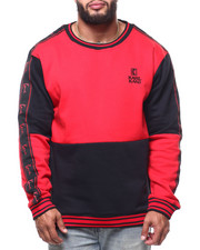 Karl Kani - Color Block L/S Sweatshirt (B&T)-2293213