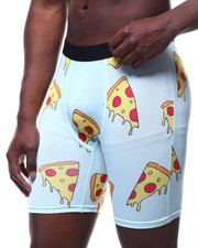 PSD UNDERWEAR - Melty Pizza Boxer Briefs-2295140
