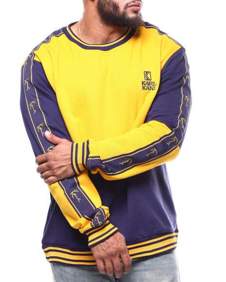 Karl Kani - Color Block L/S Sweatshirt  (B&T)