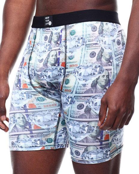 PSD UNDERWEAR - Old Money Boxer Briefs