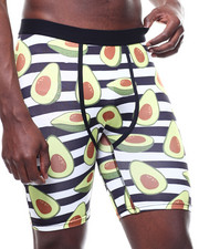 PSD UNDERWEAR - Cool Avocado Boxer Briefs-2295201