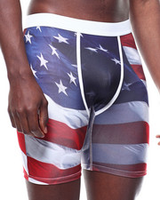 PSD UNDERWEAR - Flag Boxer Briefs-2294669