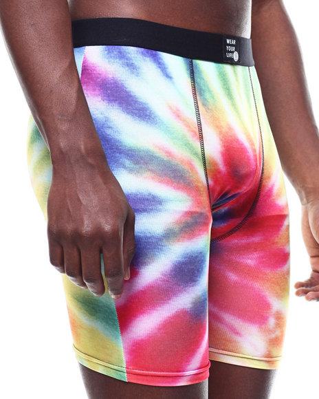 PSD UNDERWEAR - Tie Dye Boxer Briefs