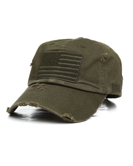 Buyers Picks - Flag Patch Dad Hat